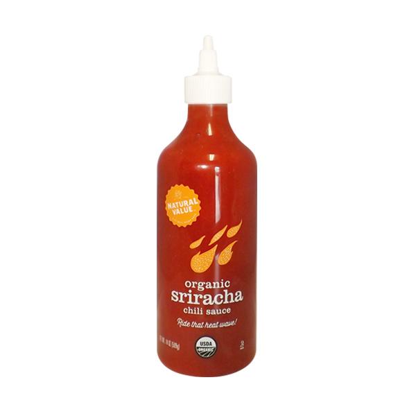 USDA認可 オーガニックシラチャソース /Organic Sriracha Source 509ml