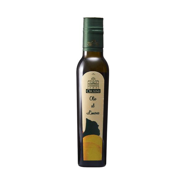BIO オリオ・アル・リモーネ <br>(オルシーニ)<br>レモンオリーブオイル 250ml